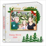 Disney Holiday 2009 - 8x8 Photo Book (20 pages)