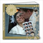 Simple Wedding Book - 8x8 Photo Book (20 pages)