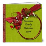 Christmas 2009 - 8x8 Photo Book (20 pages)