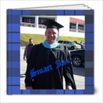 Davids Graduation - 8x8 Photo Book (20 pages)