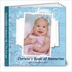 Christa - 8x8 Photo Book (20 pages)