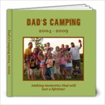 Dad s Camping - 8x8 Photo Book (20 pages)
