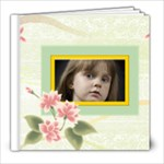 Flower Kids - 8x8 Photo Book (20 pages)