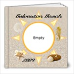 Just Beachy Sample Book copy me :) - 8x8 Photo Book (20 pages)