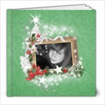 Christmas Sample Book copy me :) - 8x8 Photo Book (20 pages)