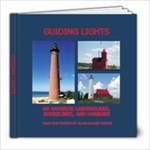 LIGHTHOUSES Backup A 20 - 8x8 Photo Book (20 pages)