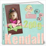 kendall - 12x12 Photo Book (20 pages)