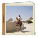 CAIRO EGYPT - 8x8 Photo Book (20 pages)