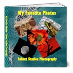 Favephotos8x8 - 8x8 Photo Book (20 pages)