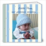 lovely Punn  - 8x8 Photo Book (20 pages)