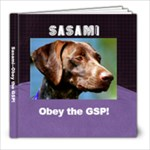 Sasami - 8x8 Photo Book (20 pages)