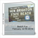 new brighton2/10 - 8x8 Photo Book (30 pages)