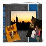 DISNEY E NEW YORK - 8x8 Photo Book (30 pages)