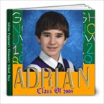 Adrian School - 8x8 Photo Book (20 pages)