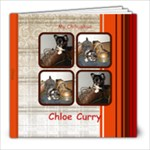 Chloe - 8x8 Photo Book (20 pages)