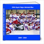 ADMIRALS 2009-2010 - 8x8 Photo Book (39 pages)
