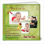 Hinh cua Tuan khang - 8x8 Photo Book (60 pages)