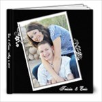 wedding - 8x8 Photo Book (60 pages)