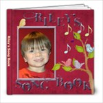 Riley s Song Book - 8x8 Photo Book (20 pages)