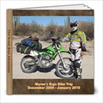 Myron s Baja Book - 8x8 Photo Book (60 pages)
