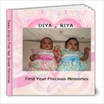 Ridya - 8x8 Photo Book (20 pages)