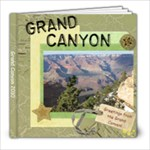 Grand Canyon - 8x8 Photo Book (30 pages)