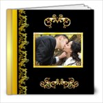 golden wedding - 8x8 Photo Book (20 pages)