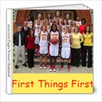 FlaglerWbb2009-10_2 - 8x8 Photo Book (20 pages)