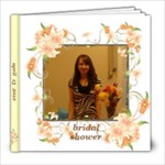 Irinas  bridal shower - 8x8 Photo Book (20 pages)