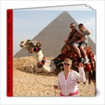 egypt - 8x8 Photo Book (20 pages)