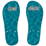 cool dude  flip flops - Men s Flip Flops