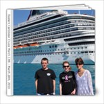 Dream Cruise - 8x8 Photo Book (39 pages)