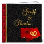Geoff & Sheila s Wedding - 12x12 Photo Book (20 pages)