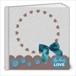 MY BABY - 8x8 Photo Book (20 pages)