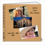 austin llano san antonio - 8x8 Photo Book (20 pages)
