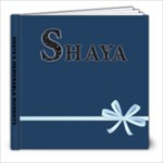 shayas album LATEST chesky - 8x8 Photo Book (20 pages)