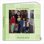 TiTi - 8x8 Photo Book (20 pages)
