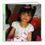 3rd birthday - 8x8 Photo Book (30 pages)