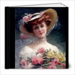 oldfashioned women - 8x8 Photo Book (20 pages)