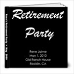 Kuya Rene s Retirement Party - 8x8 Photo Book (30 pages)