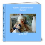 Justin s brain surgery - 8x8 Photo Book (20 pages)