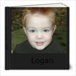 Logan 2008 Book - 8x8 Photo Book (20 pages)