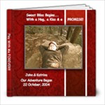 John s Book I made from Iraq - 8x8 Photo Book (20 pages)