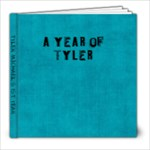 tyler - 8x8 Photo Book (30 pages)