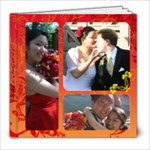 Wedding Book - Joy - 8x8 Photo Book (20 pages)