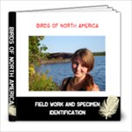 Field Guide Book - 8x8 Photo Book (20 pages)