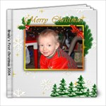 Brady s Christmas - 8x8 Photo Book (20 pages)