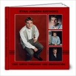 Ryan s  - 8x8 Photo Book (30 pages)