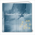 spell book - 8x8 Photo Book (20 pages)