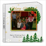 Christmas 2009 - 8x8 Photo Book (30 pages)